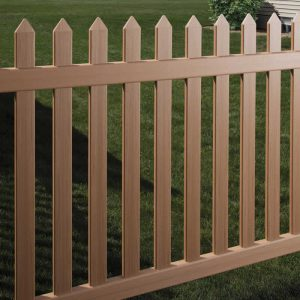Picket Fencing by me