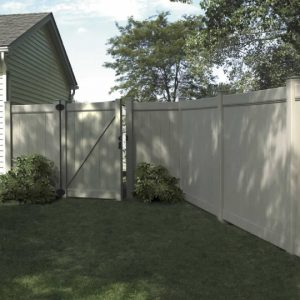 Vinyl Gates for Vinyl Fences