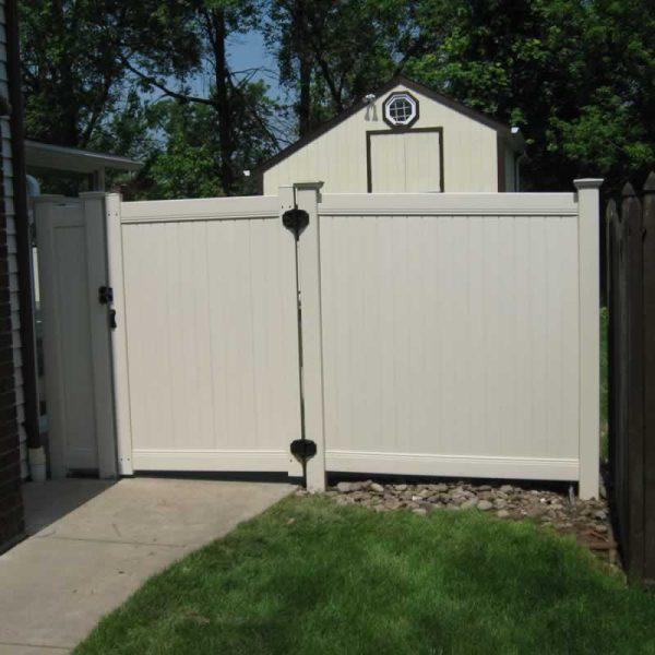 Gate Lexington White