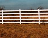 5 Rail Fencing