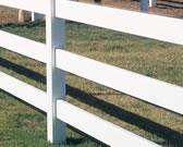 3 Rail Horse Fencing