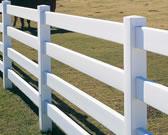 Horse Fence 4 Rails