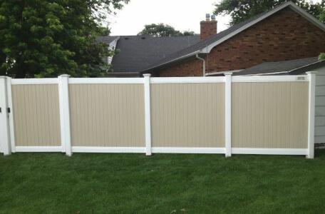 Vinyl Fence Wholesale White