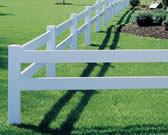 2 Rail Horse Fencing