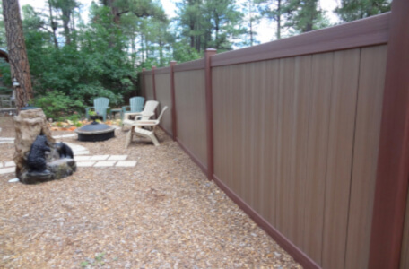 Chesterfield Privacy Fencing