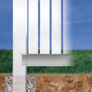 Privacy Fencing Posts